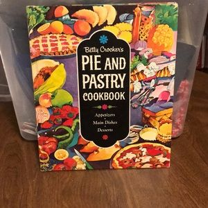Betty Crocker's Pie and Pastry 1968 1st Edition